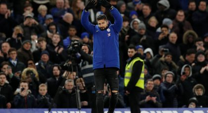 """Donkey"": Giroud incites some Arsenal fans following Chelsea comments"