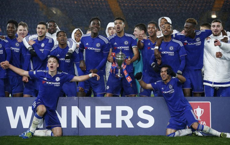 Premier League rivals set to snatch starlet from Chelsea's clutches