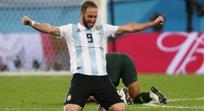 'Would take you over Higuain' – Lots of Chelsea fans in bits as player bids to replace Hazard