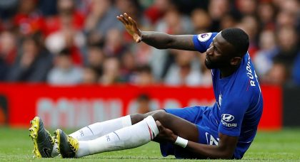 Antonio Rudiger to miss Valencia clash!