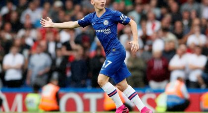 """Scottish Iniesta has signed"" – Chelsea fans delighted with 18y/o's contract extension"