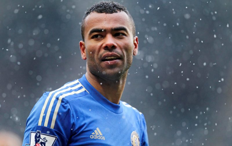 Chelsea fans reminisce over Ashley Cole's Blues career