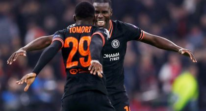 Chelsea: These fans delighted with Fikayo Tomori