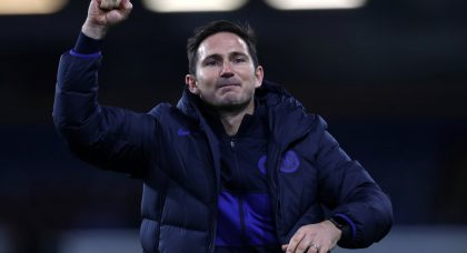 Chelsea: Supporters delighted with Frank Lampard's Manager of the Month nomination