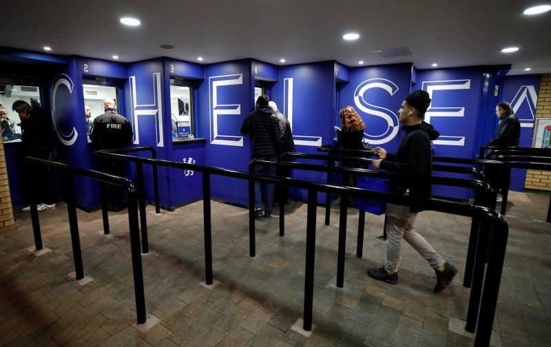 Chelsea: Fans confused over 'weird' club advertisement