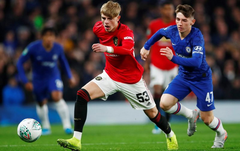 Chelsea: Some fans back Billy Gilmour after Cup defeat