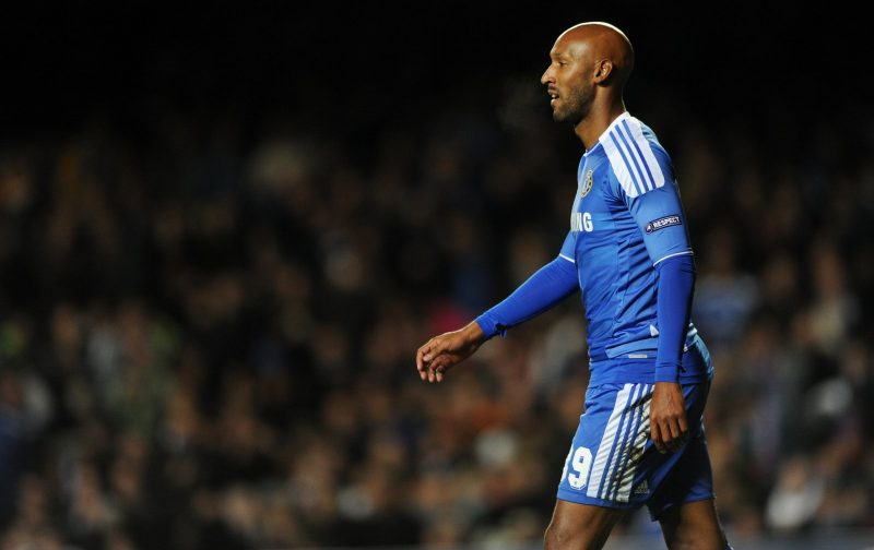 Chelsea: Supporters reminisce over Nicolas Anelka's Chelsea career